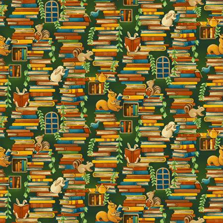 Forest Fables -- 120-19617 Multi Stacked Books