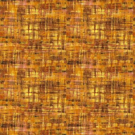 Brushstrokes -- 120-19701 Golden/Yellow