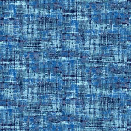 Brushstrokes -- 120-19704 Blue