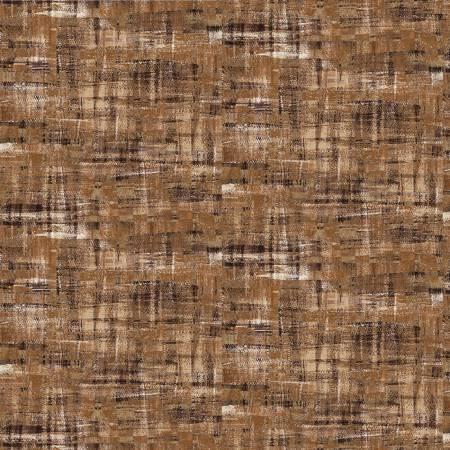 Brushstrokes-Brown