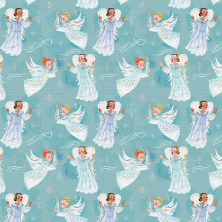 Christmas Peace - Vintage Angels