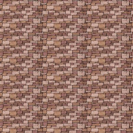 Barnyard Blenders Rock Wall Tan Fabric by the yard