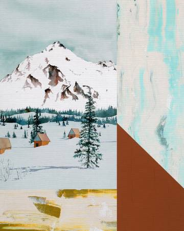 Modern Landscapes Northern Hymnal (30x42) #30