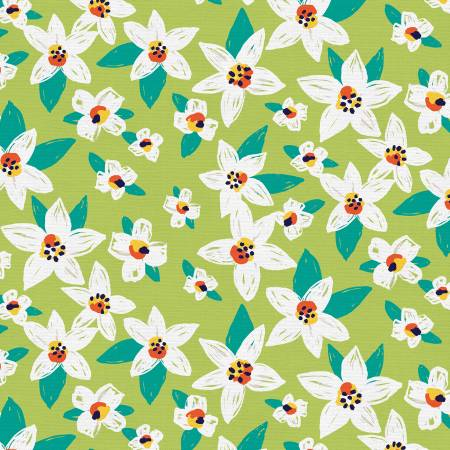 Blossom/Green: Citrus House