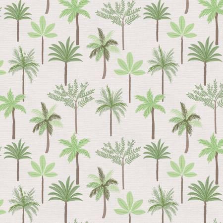 Jungle Baby Jungle Trees Green/Cream