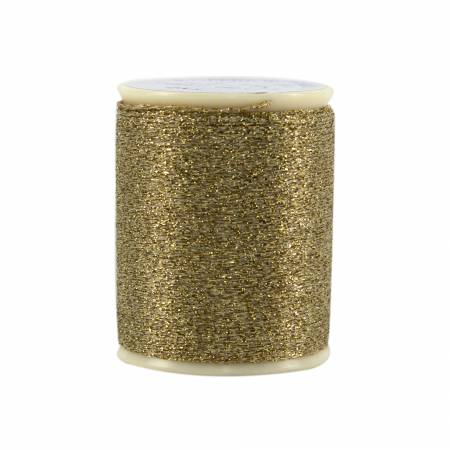 Razzle Dazzle Polyester - Gold Crown 253
