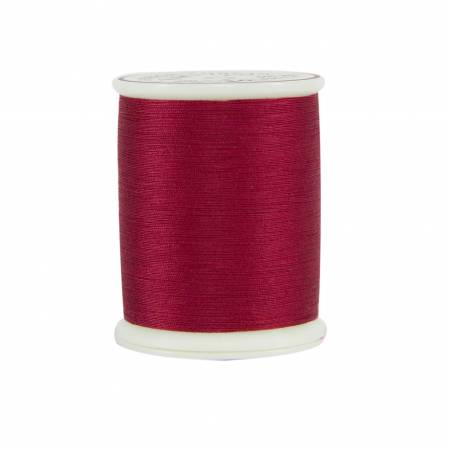 King Tut #1000 Romy Red Cotton Quilting Thread 40wt 3ply 500yds