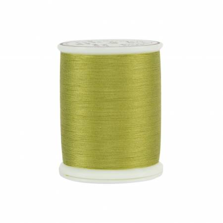 King Tut #1006 Dill Cotton Quilting Thread 40wt 3ply 500yds