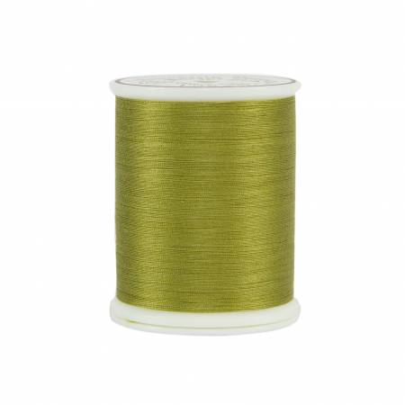 King Tut #1007 Olive Branch Cotton Quilting Thread #40/3 500yds