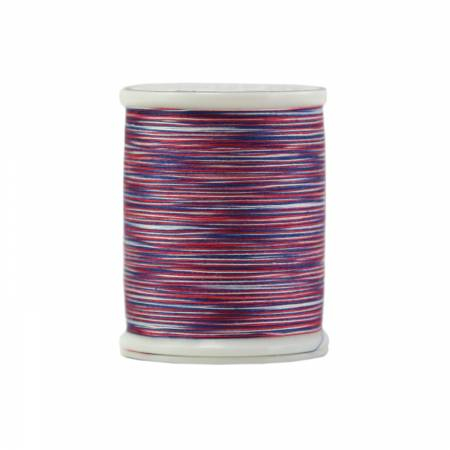 1036 King Tut Cotton Quilting Thread 3-ply 40wt 500yds Home of the Brave