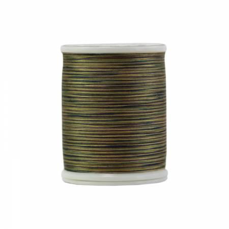 King Tut Cotton Quilting Thread 3-ply 40wt 500yds Desert Camo