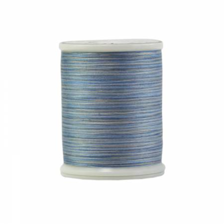 King Tut Cotton Quilting Thread 3-ply 40wt 500yds Wintertime