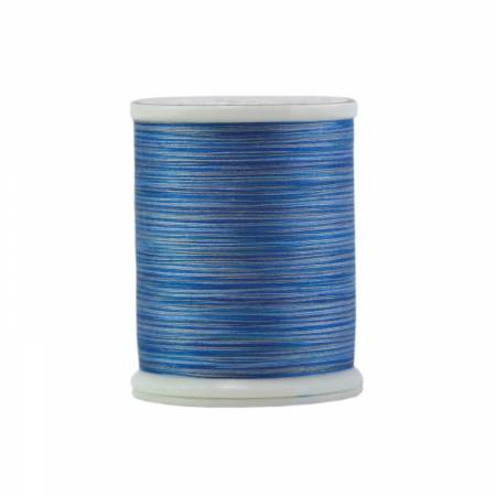 King Tut Cotton Quilting Thread 3-ply 40wt 500yds Windy Day