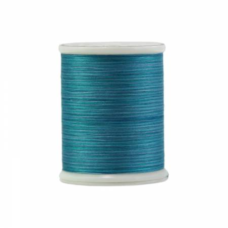 King Tut Cotton Quilting Thread 3-ply 40wt 500yds South Pacific