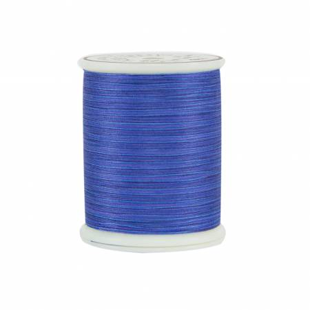 King Tut Cotton Quilting Thread 3-ply 40wt 500yds 903 Lapis Lazuli
