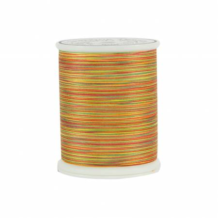 King Tut 906 Cotton Quilting Thread 3-ply 40wt 500yds Autumn Days