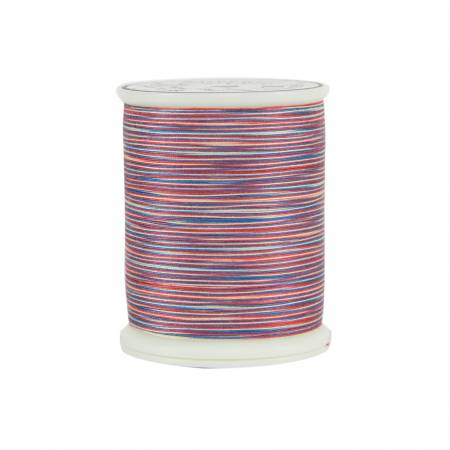 King Tut Cotton Quilting Thread 3-ply 40wt 500yds 919 Freedom