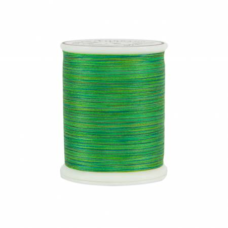 King Tut Cotton Quilting Thread 3-ply 40wt 500yds 923 Fahl Green