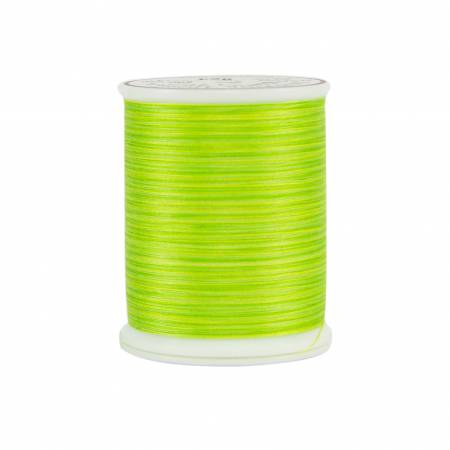 King Tut 924 Cotton Quilting Thread 3-ply 40wt 500yds Lime Stone
