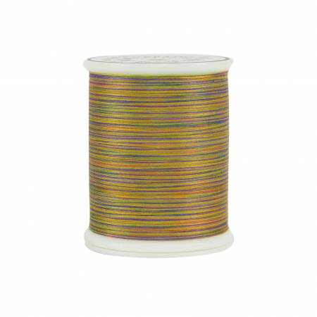 King Tut Cotton Quilting Thread 3-ply 40wt 500yds 933 Hieroglyphs