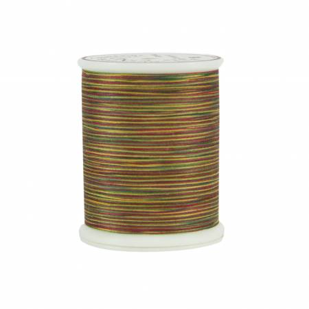 King Tut Cotton Quilting Thread 3-ply 40wt 500yds 936 Pharaoh's Treasures
