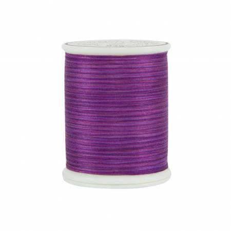 King Tut Cotton Quilting Thread 3-ply 40wt 500yds 948 Crushed Grapes