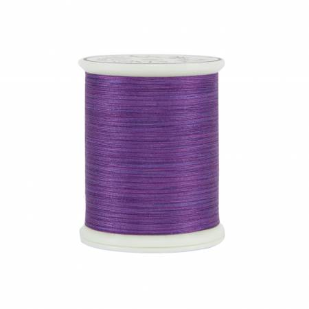 King Tut Cotton Quilting Thread 3-ply 40wt 500yds Berry Patch