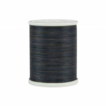 King Tut Cotton Quilting Thread 500yds Obsidian