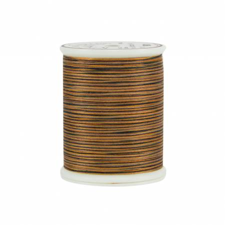 King Tut #981 Cobra Cotton Quilting Thread 40wt 3ply 500yds