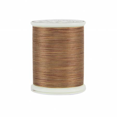 983 King Tut Cotton Quilting Thread 3-ply 40wt 500yds Cedars