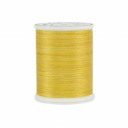 King Tut Cotton Quilting Thread 3-ply 40wt 500yds 984 Pyramids