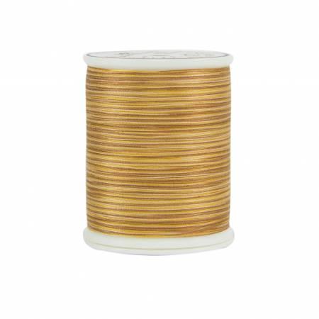 King Tut 991 Cotton Quilting Thread 3-ply 40wt 500yds Sahara Shadows