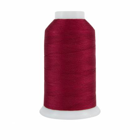 King Tut Cotton Quilting Thread 2000yds Romy Red