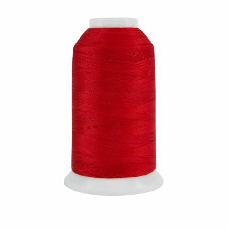 King Tut Cotton Quilting Thread 2000yds Cheery Red