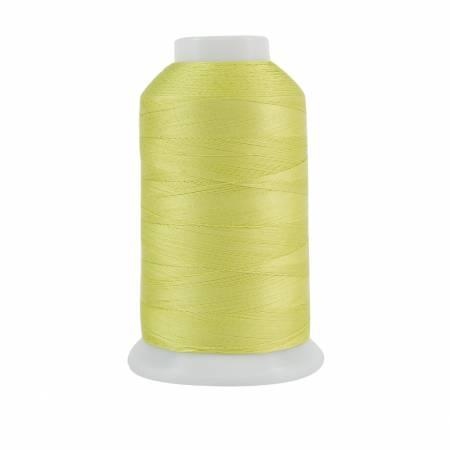 King Tut Cotton Quilting Thread 2000yds Lemon Grass