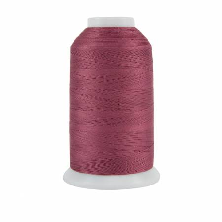 King Tut Cotton Quilting Thread 2000yds Raspberry Ripple