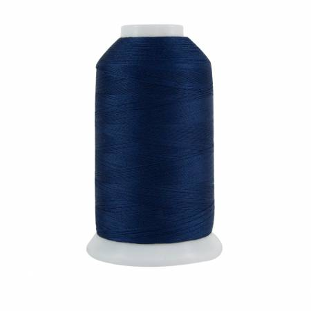 King Tut Cotton Quilting Thread 2000yds In The Navy