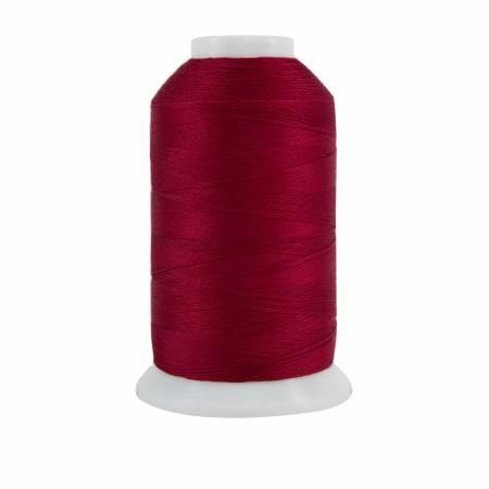 King Tut Cotton Quilting Thread 2000yds Robin Red