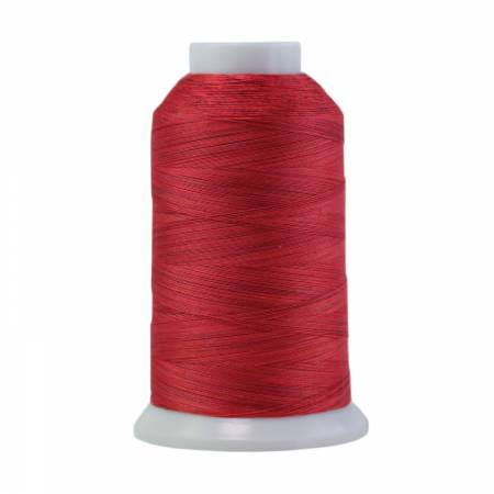 King Tut Cotton Quilting Thread 3-ply 40wt 2000yds Lady in Red