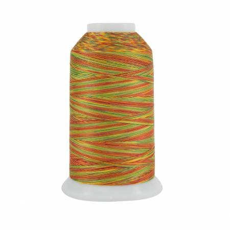 King Tut Cotton Quilting Thread 3-ply 40wt 2000yds Autumn Days 906