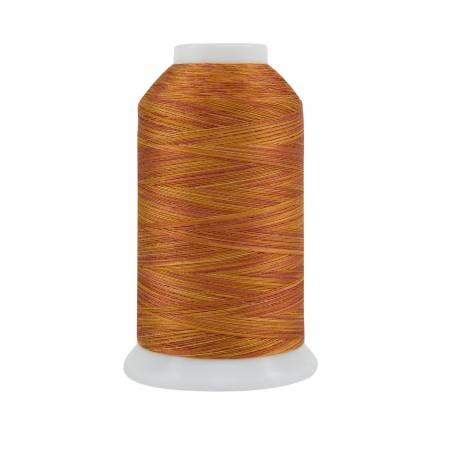 King Tut Cotton Quilting Thread 3-ply 40wt 2000yds Flower Pot 911