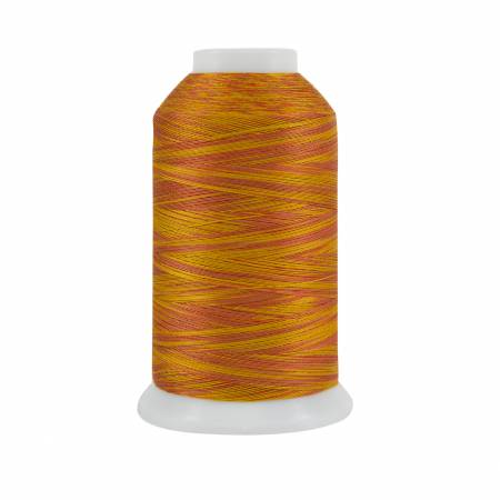 King Tut Cotton Quilting Thread 3-ply 40wt 2000yds St . George 912