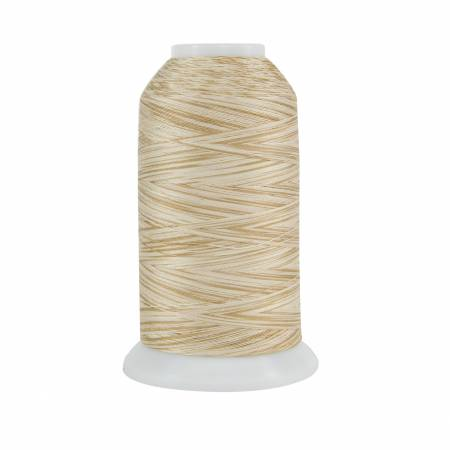 King Tut Cotton Quilting Thread 3-ply 40wt 2000yds Sands of Time 920