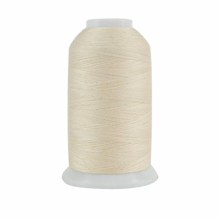 Sewfie K T Cotton Quilting Thread 3-ply 40wt 2000yds Papyrus
