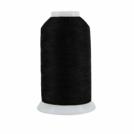 King Tut Cotton Quilting Thread - 3-ply 40wt 2000yds - Ebony
