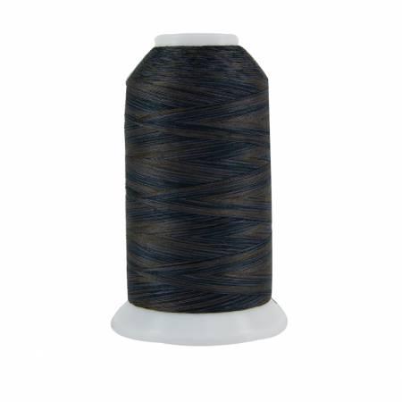 King Tut Cotton Quilting Thread 2000yds Obsidian