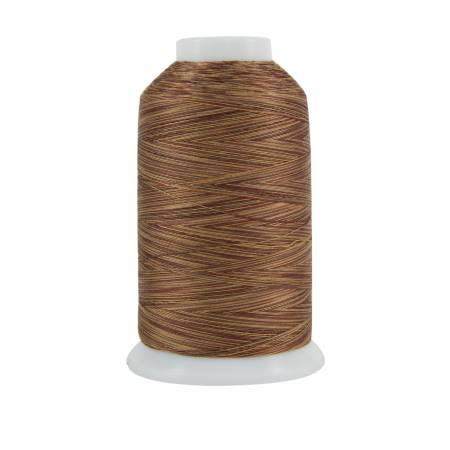 Sewfie K T Cotton Quilting Thread 3-ply 40wt 2000yds Cedars