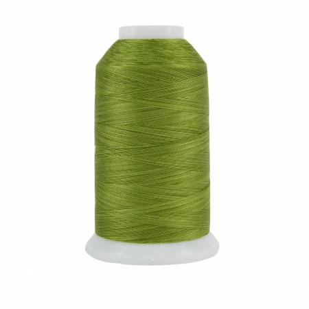 Sewfie K T Cotton Quilting Thread 3-ply 40wt 2000yds English Ivy