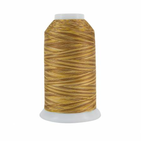 King Tut Cotton Quilting Thread - 3-ply 40wt 2000yds - Sahara Shadows