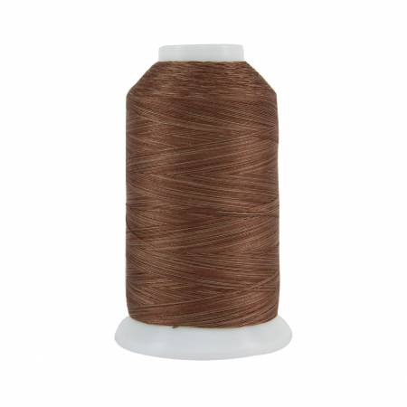King Tut Cotton Quilting Thread 3-ply 40wt 2000yds Pine Cone 992